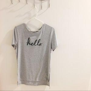 Nordstrom 'Stranded' brand tshirt